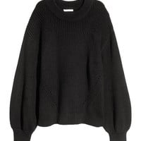 H&M H&M+ Knit Sweater $29.99