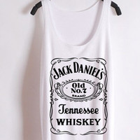 jack daniels-the white tank | hudiefly