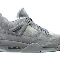 Air Jordan 4 Retro Kaws Basketball Shoes <>
