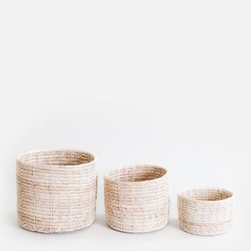 Dunes Nested Baskets
