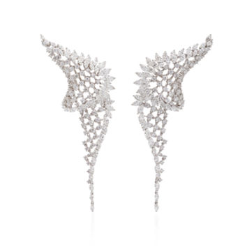 Chevalier Waterfall Earrings | Moda Operandi