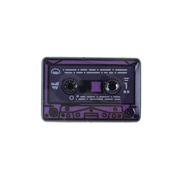 Purple Tape Pin