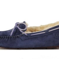 UGG Australia for Women: Dakota Peacoat Moccasin