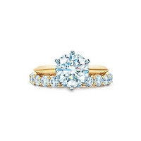 Tiffany & Co. - The Tiffany® Setting 18K Yellow Gold