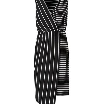 Stripe Midi Dress | SimplyBe US Site