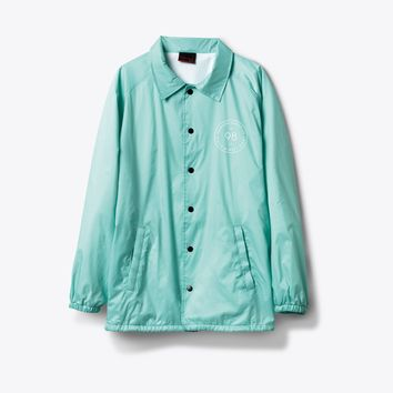 Circumference Coach's Jacket in Diamond Blue
