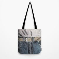 Trousars Tote Bag by Josep Mestres