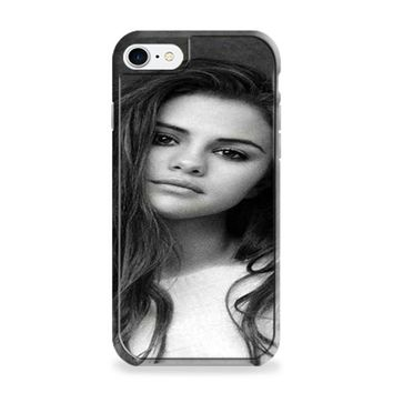 Selena Gomez Black and White iPhone 6 | iPhone 6S Case