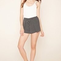Contemporary Ornate Shorts | Forever 21 - 2000222031
