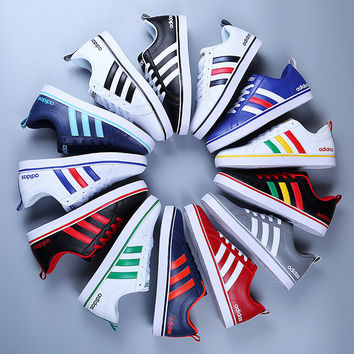 "Women ""Adidas"" Fashion Flats Sneakers Sport Shoes"