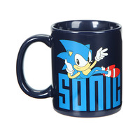 Sonic The Hedgehog Sonic Ceramic Mug