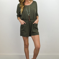 Lilly Knit Romper