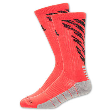 adidas Team Speed Shockwave Crew Socks