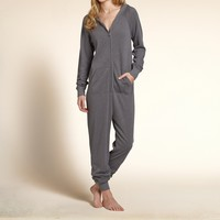 Knit Jogger Onesuit