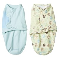 Summer Infant Blue SM® 2 Pack Boy - M