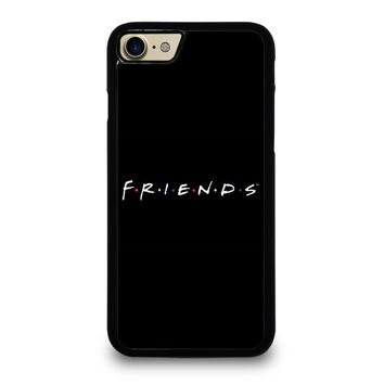 FRIENDS MINIMALISTIC iPhone 7 Case