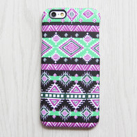 Pink Green Ethnic iPhone 6s 6 iPhone 6 plus Case Ethnic iPhone 5S 5 iPhone 5C iPhone 4 Case Tribal Samsung Galaxy S6 edge S6 S5 S4 Case 075 - Edit Listing - Etsy