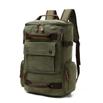 Vintage Han Edition Style Travel Bag/Backpack - Multiple Colors Available!!