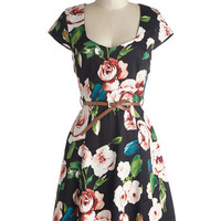 Retreat to the Rose Garden Dress