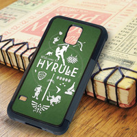 Welcome To Hyrule Samsung Galaxy S5 Case