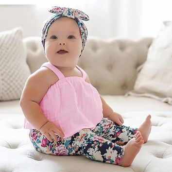 Baby Girls 2pc Outfit