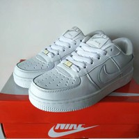 Nike Air Force 1 Unisex Sport Casual Classic Low Help Shoes Sneakers Couple Plate Shoes