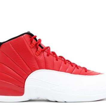 "Air Jordan XII ""Gym Red"""