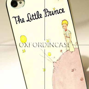 The Little Prince - for iPhone 4/4S case iPhone 5 case Samsung Galaxy S2/S3/S4 case hard case