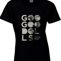 Goo Goo Dolls Womens T Shirt