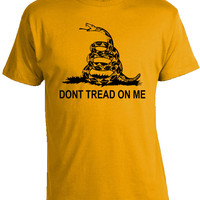 Libertarian Shirts - Don't Tread on Me T-Shirt