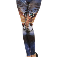 "The ""Here Kitty Kitty"" Leggings from ShopWunderlust"