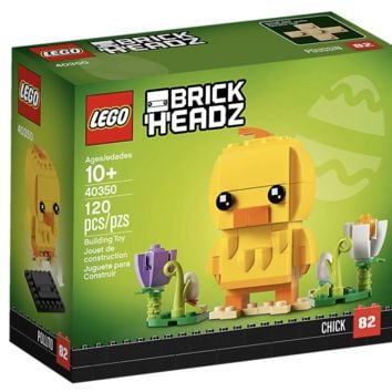 Lego 40350 BrickHeadz Easter Chick 120 pcz New with Box