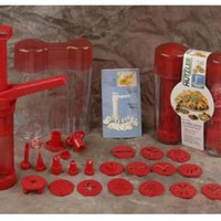 cookie press with storage container Case of 6