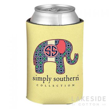 Preppy Elephant Koolie | Lakeside Cotton