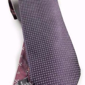 Italian Pure Silk Necktie with Pattern
