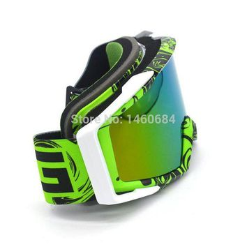 ac NOOW2 Evomosa Motocycle Sunglass Goggle Protective Gears Flexible Motorcycle Glasses Motocross MX Tinted UV Goggle for ktm