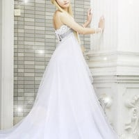 Sailormoon Princess Serenity Cosplay Costume Dress - Free Shipping