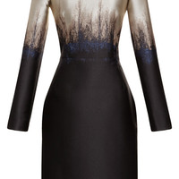 Saga Trees Fitted Dress by Mary Katrantzou - Moda Operandi