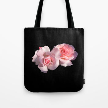 Sunflower and Bee Tote Bag by Picomodi