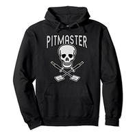 FATHERS DAY Skull Hoodie Pit Master