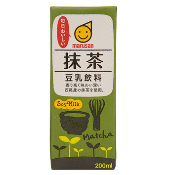 Japan Centre - Marusanai Matcha Green Tea Soy Drink | Japan Centre