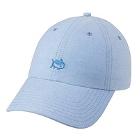Oxford Mini Skipjack Hat in Ocean Channel by Southern Tide