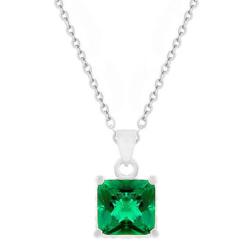 Two-Faced Emerald