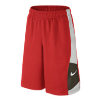 Nike KD Klutch Essential Boys' Basketball Shorts Size XS (Red)