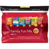 FAMILY FUN VARIETY MIX 20PK