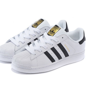 Trendsetter ADIDAS Superstar Women Men Casual Running Sport Shoe d041cec9fdc0