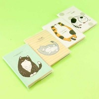 Love Every Day Neko Mini Notebook