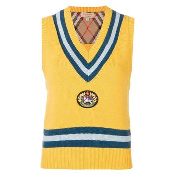 Preppy Sweater Vest by Burberry