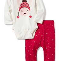 Graphic 2-Piece Set for Baby | Old Navy