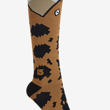 Burton Women's Super Party Snowboard Sock | Burton Snowboards Winter 15